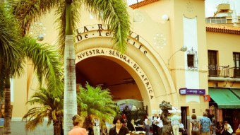 The Market of our Lady of Africa in Tenerife