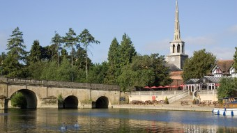 Bridge in Wallingford