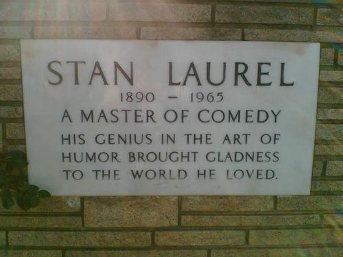 Tribute to Laurel
