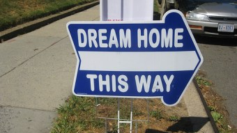 Dream home, this way