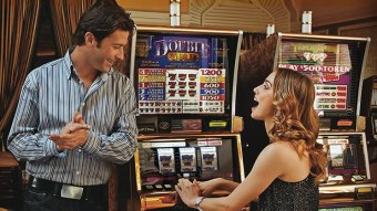 Gamble at the slots