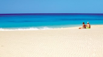 Wouldn't you like a beach all to yourself?