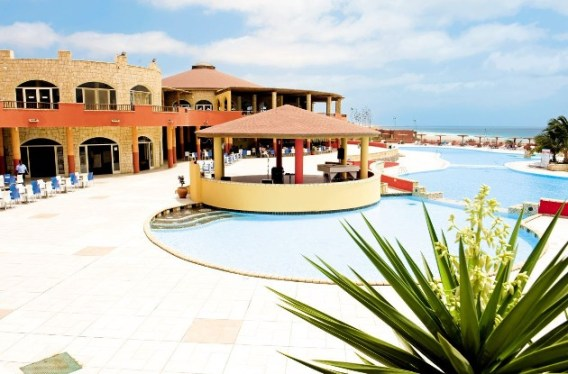 There is luxury in Cape Verde