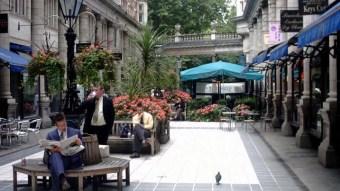 Sicilian Avenue, Bloomsbury, London