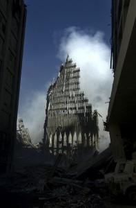 World Trade Center, September 11, 2001
