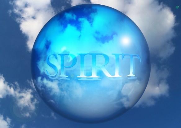 the world of spirit