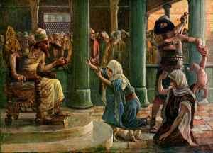 Tissot_The_Wisdom_of_Solomon