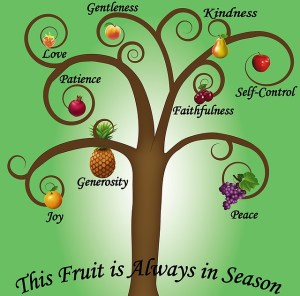 fruits-kindness-love