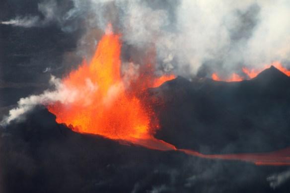volcanic-explosion
