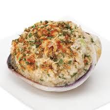 Stuffed Clam