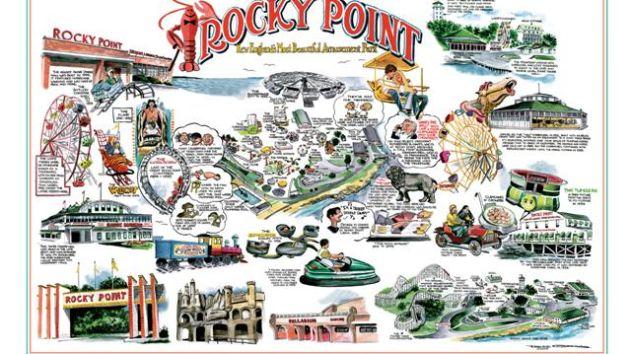 Rocky Point Clam Chowder