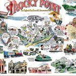 Rocky Point Map