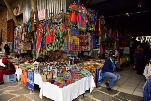 African Stall