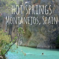 Montanejos: Hot Springs & Waterfalls - A Valencia Daytrip