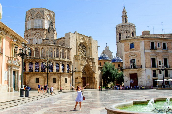 Top things to do Valencia, Spain, Instagram spots
