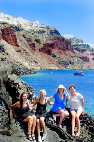 Amoudi Bay, Oia, Santorini, Greece