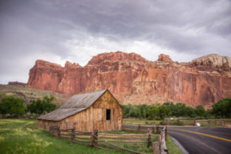Gifford Homestead, Capitol Reef, Utah, Utah Road Trip