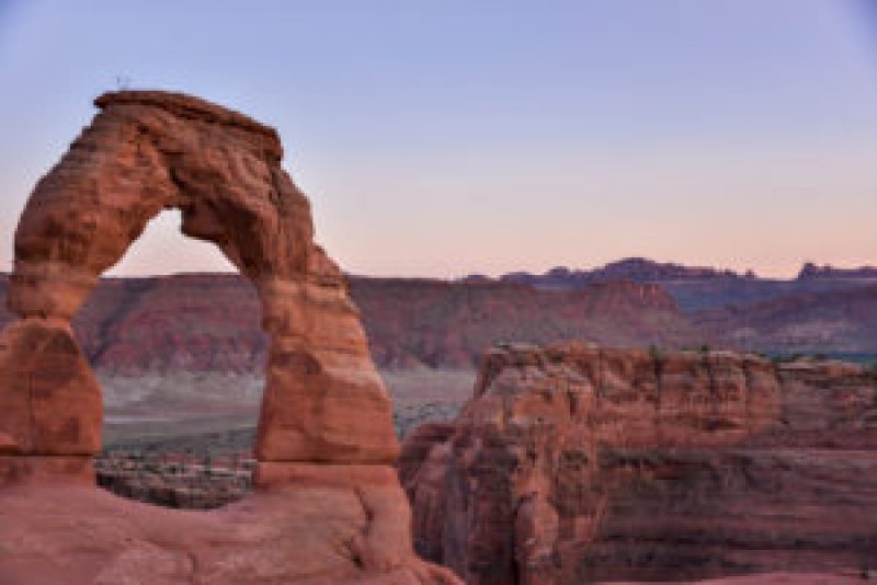 Delicate Arch, Arches National Park, Utah Utah Road Trip