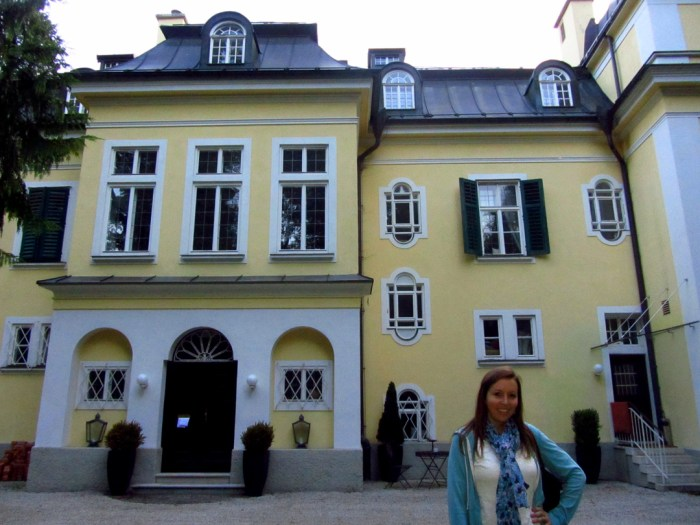 The real Von Trapp home!