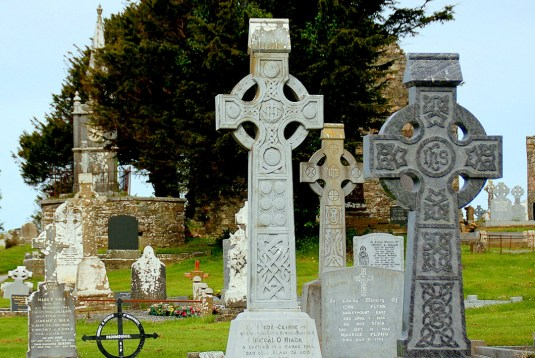 Aghadoe Cemetery