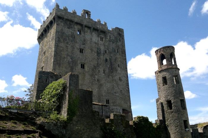 Blarney Castle, Blarney Stone, Ireland