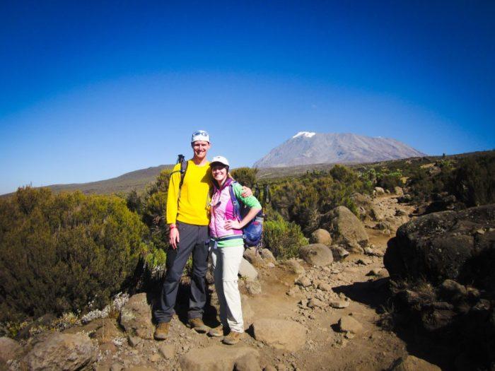 Climb Kilimanjaro, Couples, Tanzania