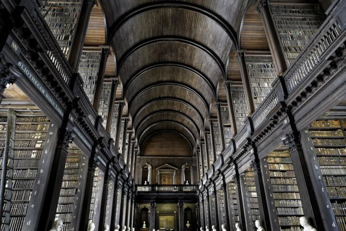 Dublin, Trinity College, Book of Kells