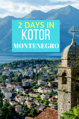 Things to Do and See with Two Days in Kotor, Montenegro