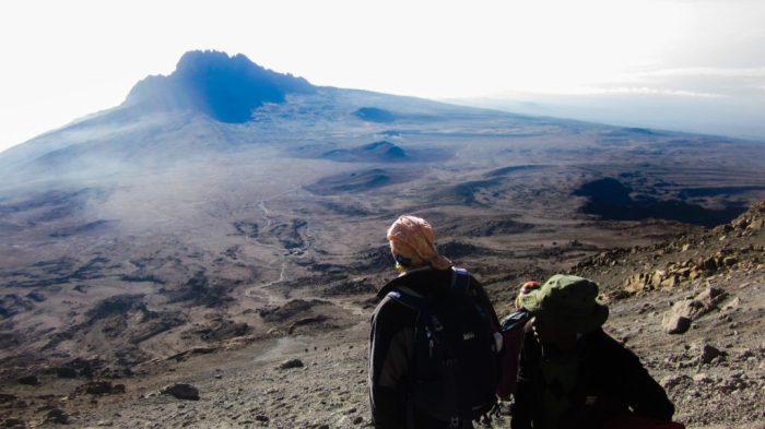 Altitude, Climbing Kilimanjaro, Tanzania