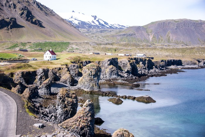 Snaelfellsnes Peninsula