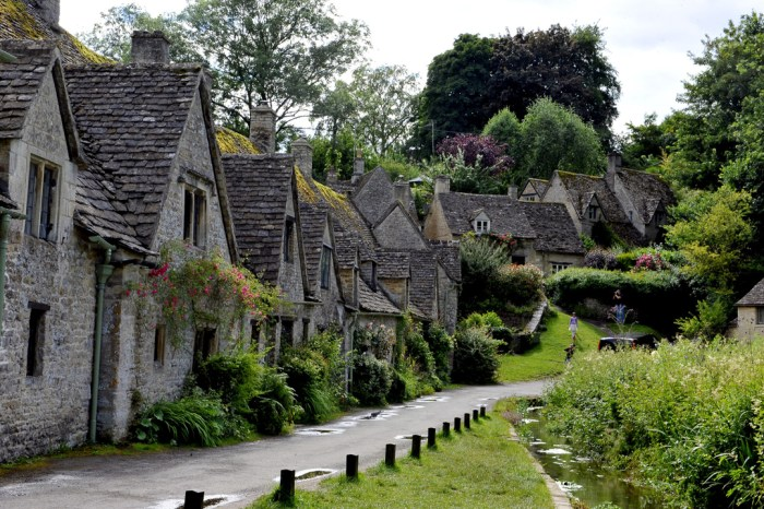 Costwolds, England, Itinerary