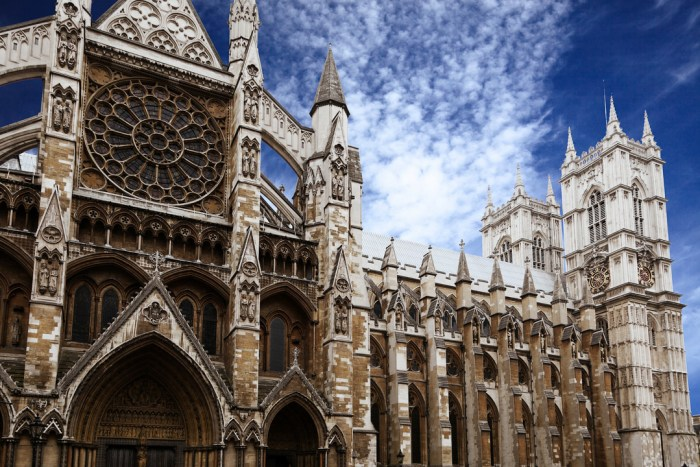 Westminster, Abbey, London, England