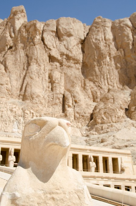 Temple Hatshepsut