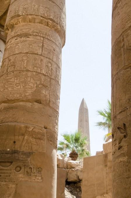 karnak, obelisk, luxor, egypt