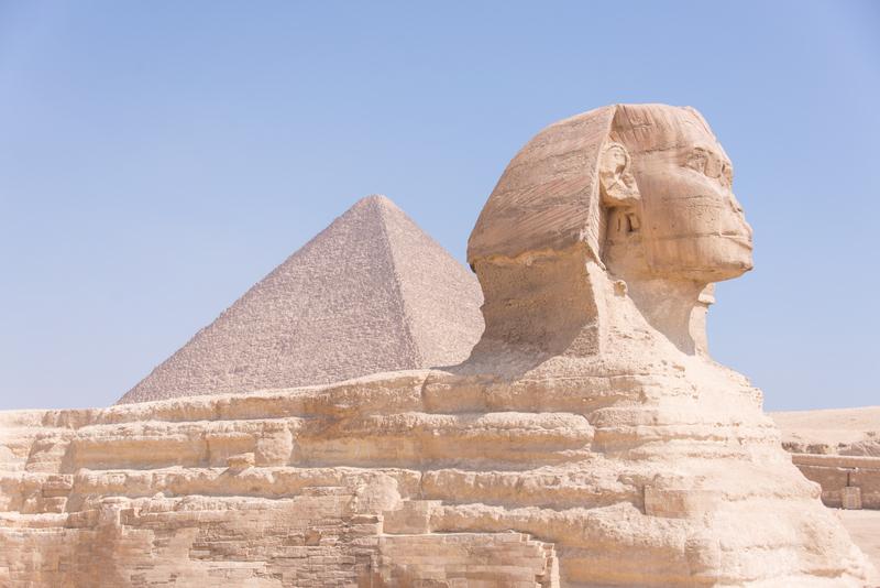sphinx, giza, egypt, cairo