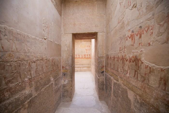 Saqqara, Tombs, Cairo, Egypt