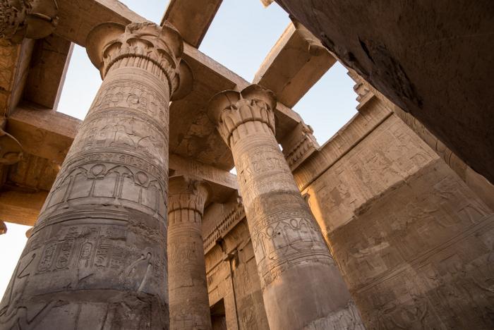Kom Ombo Temple, Nile
