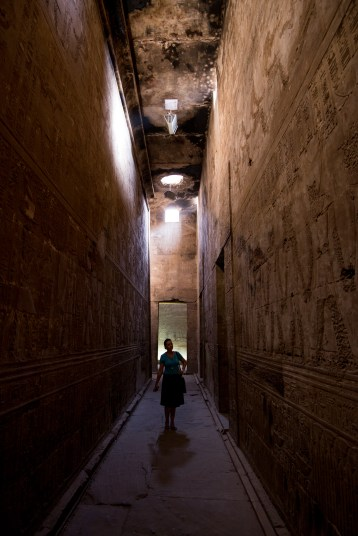 Passageways of Edfu