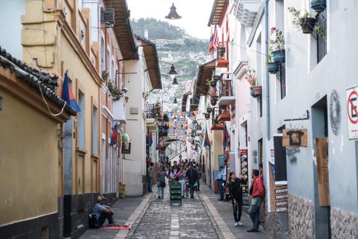 Casona de La Ronda Quito