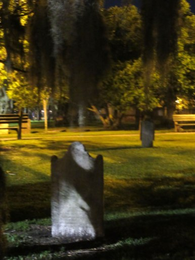 Colonial Park CEmetery Haunted Savannah