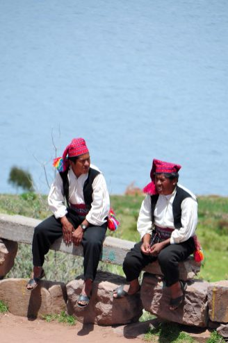 titicaca, puno, peru, uros, floating islands
