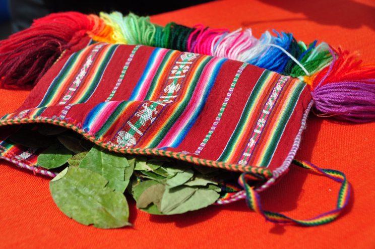 titicaca, puno, peru, uros, floating islands, coca leaves