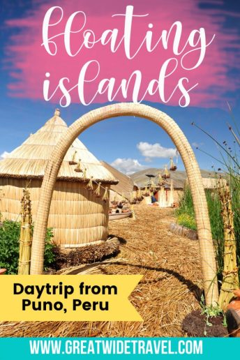 Visit the Floating Uros Islands and Taquile Island in Lake Titicaca as a daytrip from Puno, Peru
