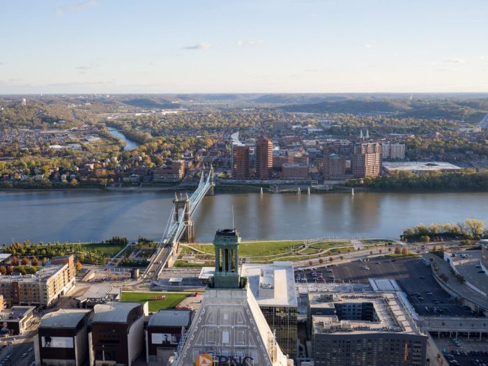 Carew Tower Observation Deck (Cincinnati, OH)