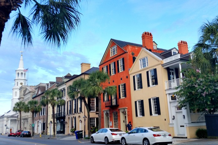 charleston itinerary one day things to do