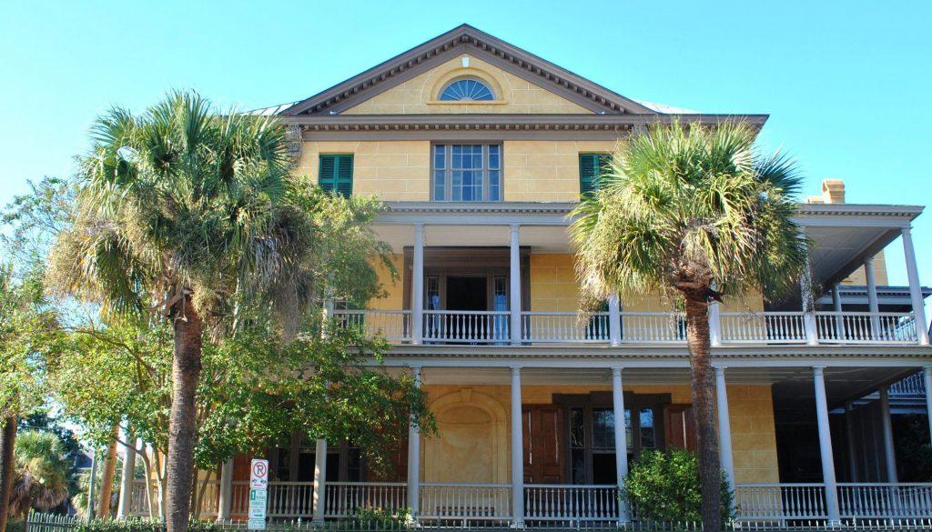 Aiken Rhett House Charleston