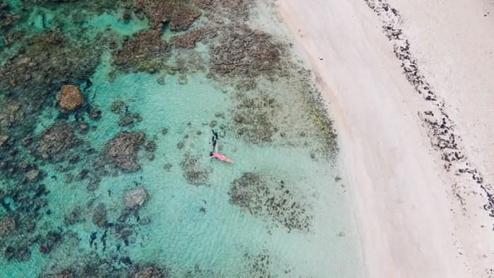 culebra snorkel puerto rico playa flamenco
