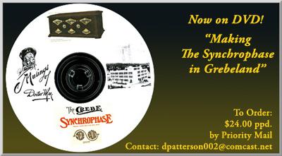 Grebe Radio DVD