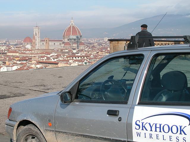 Skyhook a Firenze