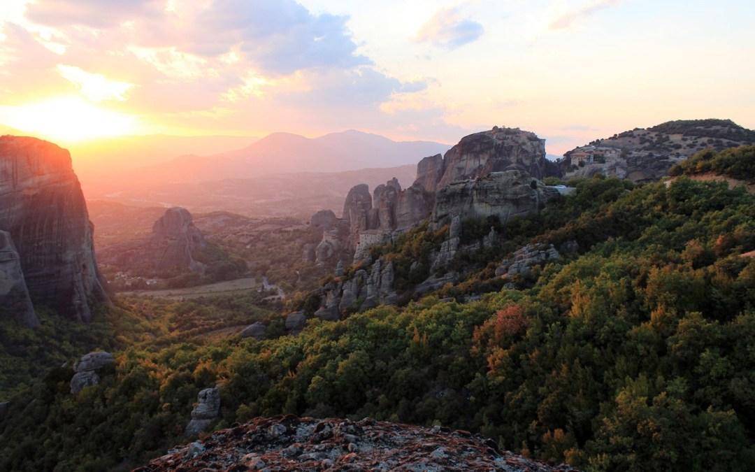 Otoño en Grecia, 4 destinos para una escapada